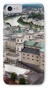 Salzburg Panoramic IPhone Case