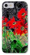 Scarlet Night IPhone Case