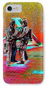 Seattle Fire Fighter Memorial IPhone Case