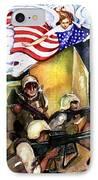Semper Fideles -  Iraq IPhone Case