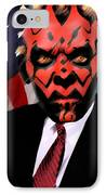 Senator Darth Maul IPhone Case