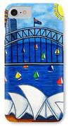 Sensational Sydney IPhone Case