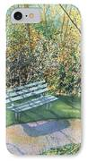 September Afternoon IPhone Case