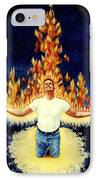Set Aflame IPhone Case