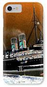 Shipshape 4 IPhone Case