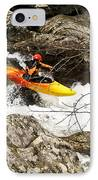 Shooting The Rapids IPhone Case