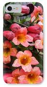 Singing Corals IPhone Case