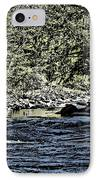 Six Mile Creek Ithaca Ny IPhone Case