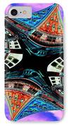 Smith Tower Fractal IPhone Case