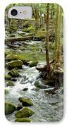Smoky Mountain Stream 1 IPhone Case
