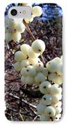 Snowberries IPhone Case