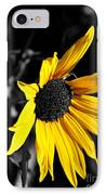 Soaking Up The Yellow Sunshine IPhone Case