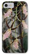 Spider Orchids IPhone Case