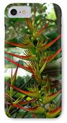 Spike Plants IPhone Case