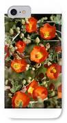 Spring - Desert Style 2 IPhone Case