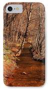 Spring At Red Rock Crossing IPhone Case