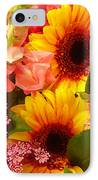 Spring Bouquet 1 IPhone Case