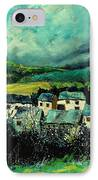 Spring In Daverdisse IPhone Case