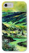 Spring In Tha Ardennes IPhone Case