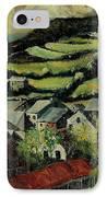 Spring In Vresse Ardennes Belgium IPhone Case