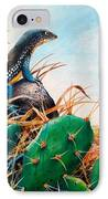 St. Lucia Whiptail IPhone Case