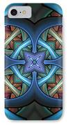 Stacked Kaleidoscope IPhone Case