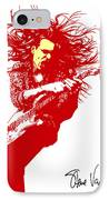 Steve Vai No.01 IPhone Case