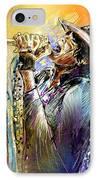 Steven Tyler 01  Aerosmith IPhone Case
