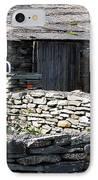 Stone Barn Doolin Ireland IPhone Case