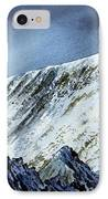 Striding Edge On Helvellin IPhone Case