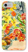 Studio Still Life IPhone Case