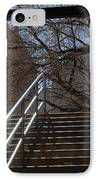 Subway Stairs IPhone Case