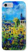 Summer In Foy Notre Dame  IPhone Case