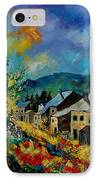Summer In Mogimont IPhone Case