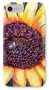 Sunflower Of Georgia IPhone Case