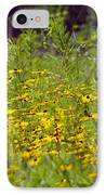 Susans In A Green Field IPhone Case