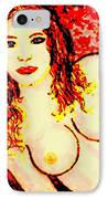 Tatiana IPhone Case