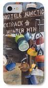 Teakettle Junction IPhone Case