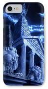 Temple Of Hercules In Kassel IPhone Case