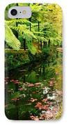 Terra Nostra Park IPhone Case