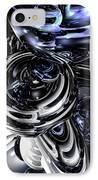 The Darkside Abstract IPhone Case