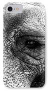The Eye That Never Forgets IPhone Case