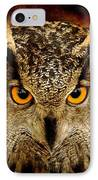 The Eyes IPhone Case