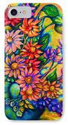 The Flower Dance IPhone Case