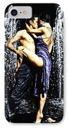 The Fountain Of Tango IPhone Case