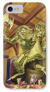 The Green Knight IPhone Case