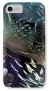 The Intricacy Of Existence IPhone Case