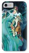 The Landlady Of Copper Mountain IPhone Case