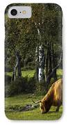 the New forest creatures IPhone Case