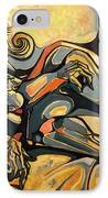 The Sleeping Muse IPhone Case